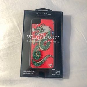 Accessories - Wild Flower Phone Case